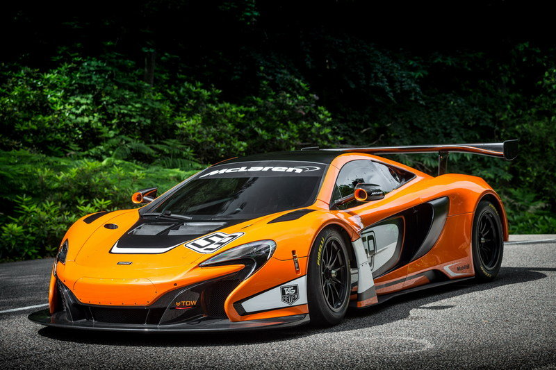 2015 McLaren 650S GT3 High Resolution Exterior Wallpaper quality - image 557786