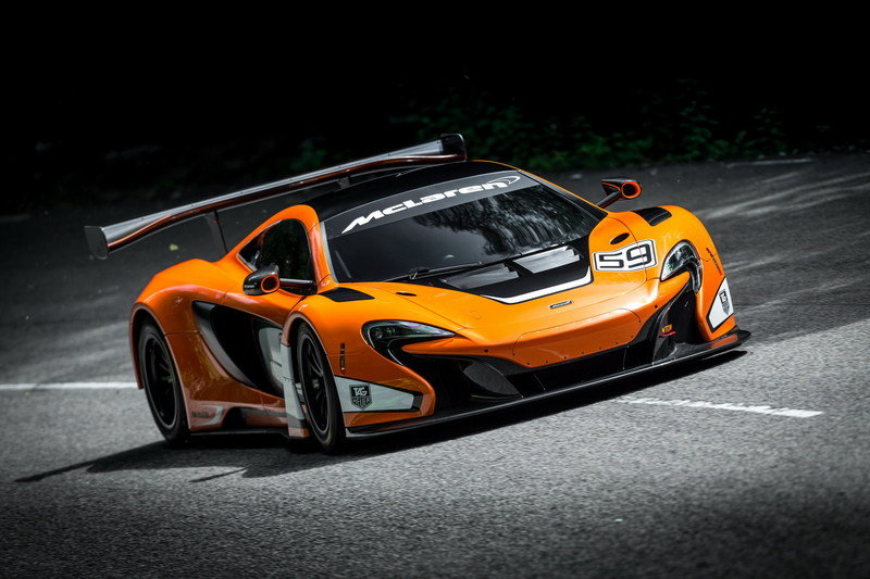 McLaren Plans to Return to LeMans with the 650S GTE