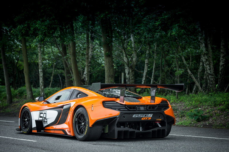 2015 McLaren 650S GT3 High Resolution Exterior Wallpaper quality - image 557785