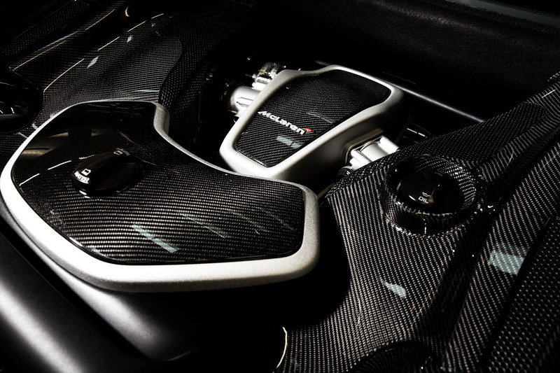 "McLaren M838T Engine Takes ""Engine of the Year Award"" in the ""3 To 4 liter"" Category"