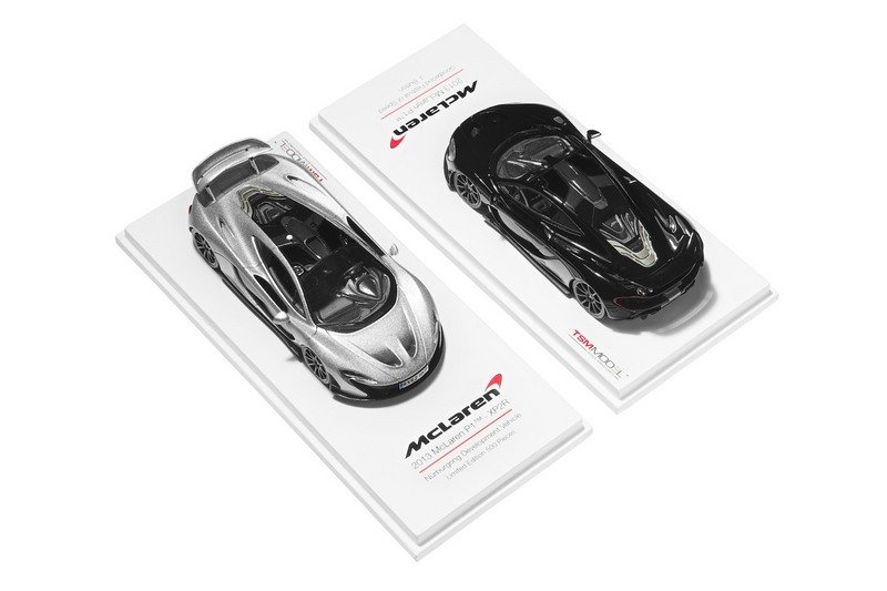 McLaren P1 Scale Models to be Revealed in Goodwood