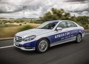 Mercedes-Benz E 300 BlueTEC Hybrid Drives 1,223 Miles on a Single Tank of Fuel - image 557922