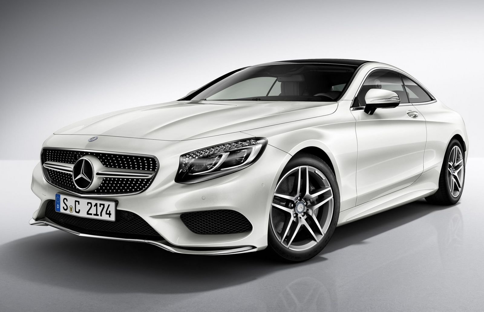 2015 Mercedes-Benz S-Class Coupe AMG Line Kit Gallery ...