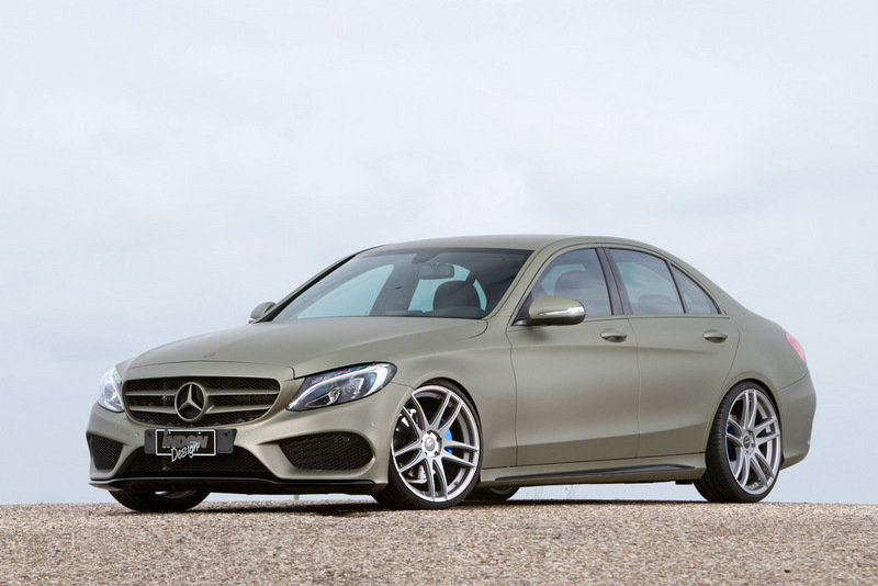 2014 Mercedes C-Class By Inden Design