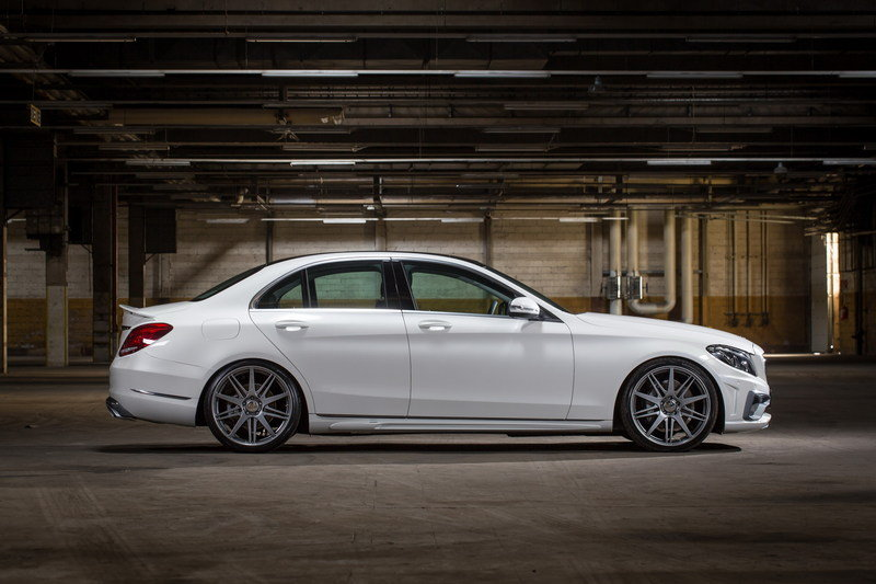 2014 Mercedes C-Class By Carlsson
