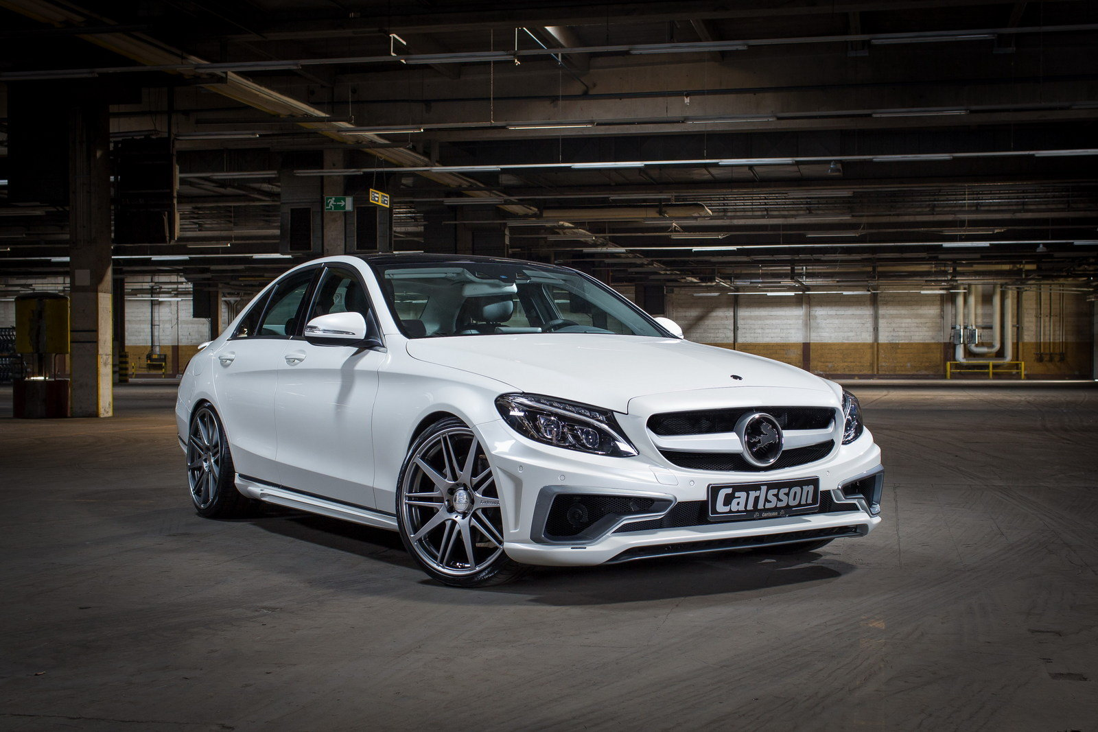 2014 mercedes c class by carlsson review top speed - Mercedes c class coupe 2014 review ...
