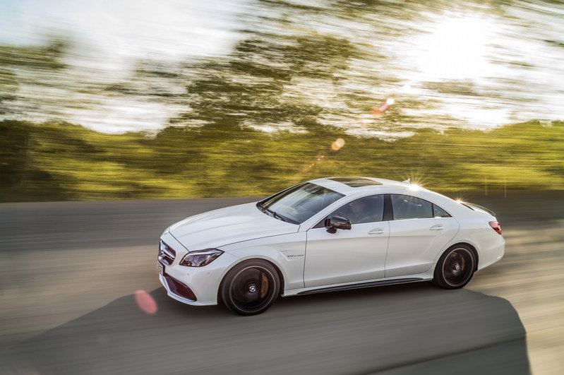 2015 Mercedes CLS63 AMG High Resolution Exterior - image 556695