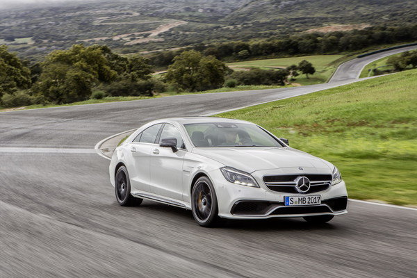 2015 mercedes cls63 amg review top speed