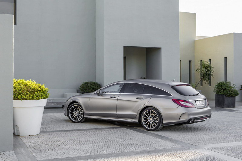 2015 Mercedes CLS Shooting Brake High Resolution Exterior - image 556904