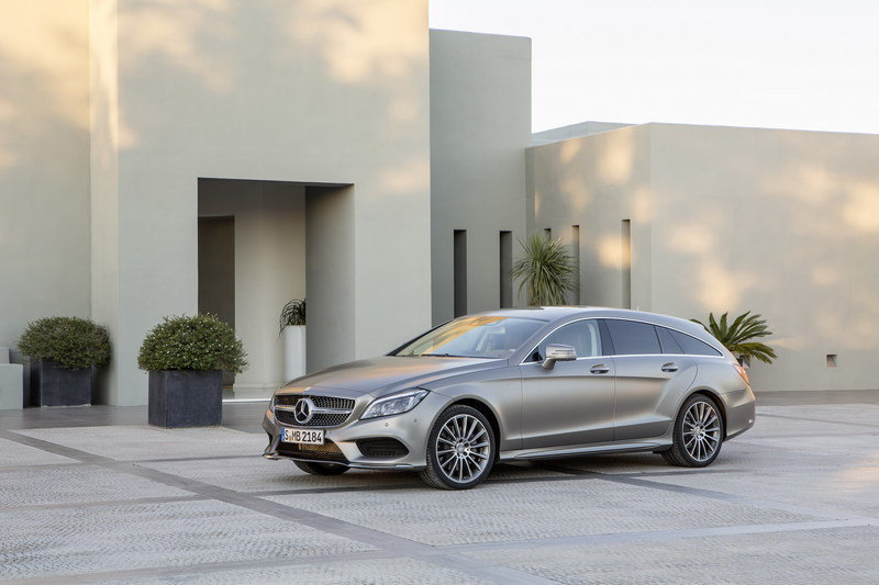 2015 Mercedes CLS Shooting Brake