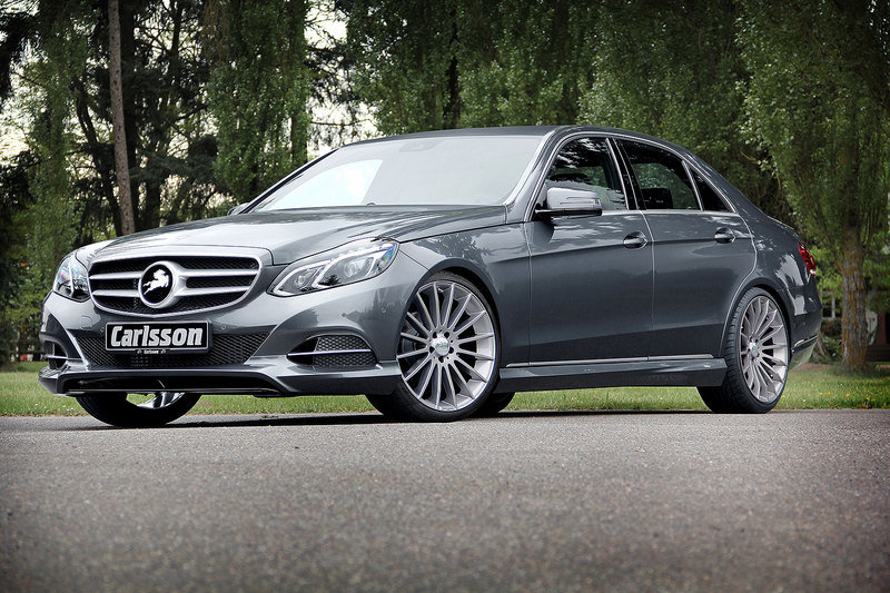 2014 Mercedes E-Class CE30 By Carlsson High Resolution Exterior - image 554660