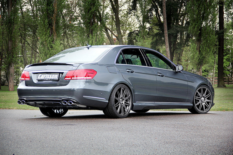 2014 Mercedes E-Class CE30 By Carlsson High Resolution Exterior - image 554663