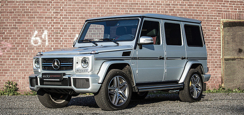 2014 Mercedes G63 AMG By Edo Competition Exterior - image 555040