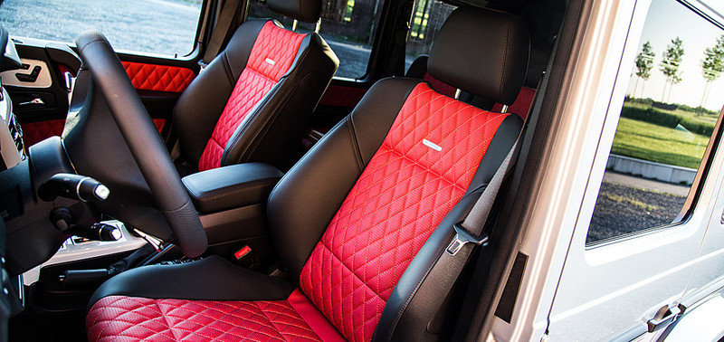 2014 Mercedes G63 AMG By Edo Competition Interior - image 555044