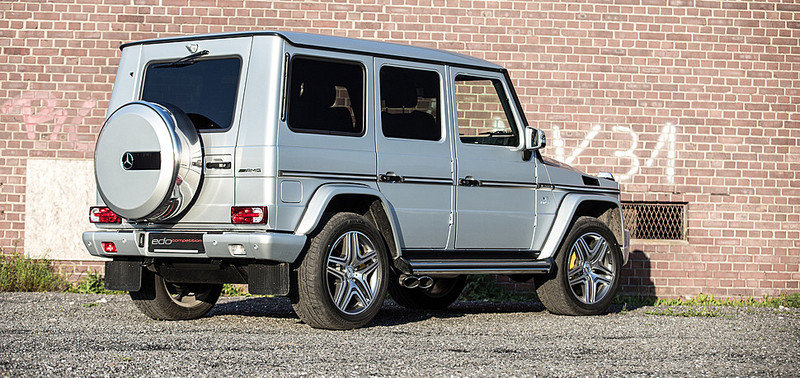 2014 Mercedes G63 AMG By Edo Competition Exterior - image 555027
