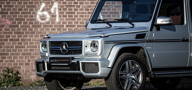 2014 Mercedes G63 AMG By Edo Competition Exterior - image 555029