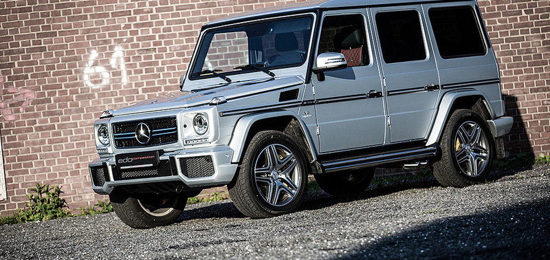 2014 Mercedes G63 AMG By Edo Competition