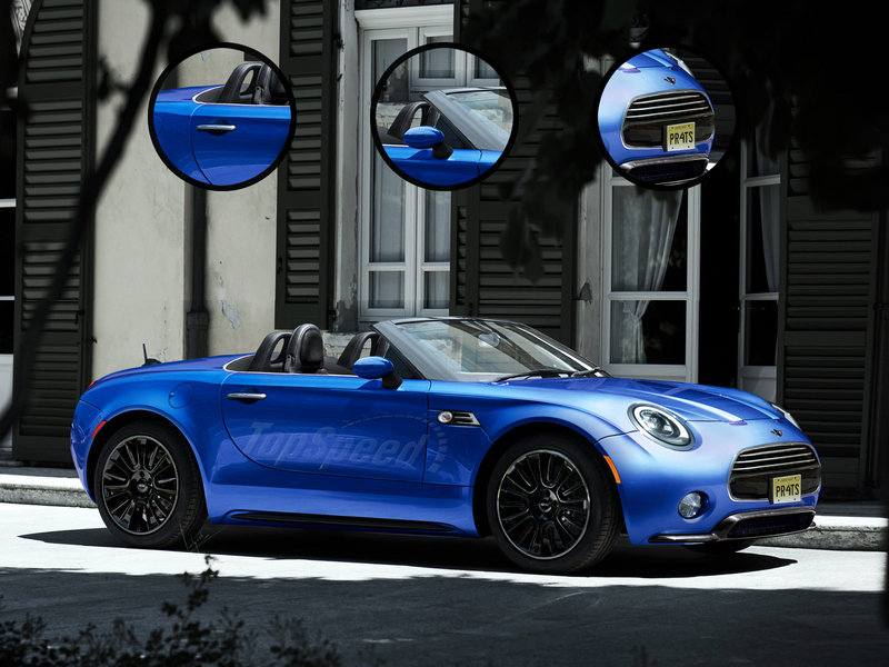 2016 Mini Superleggera
