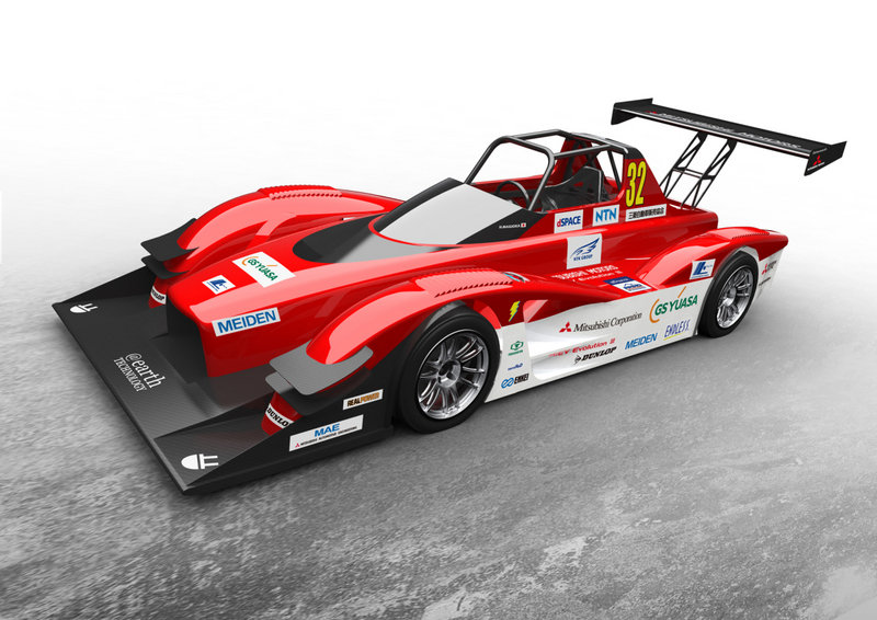 2014 Mitsubishi MiEV Evolution III High Resolution Exterior - image 554579