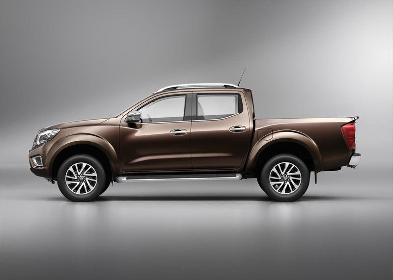2015 Nissan NP300 Navara High Resolution Exterior - image 555691