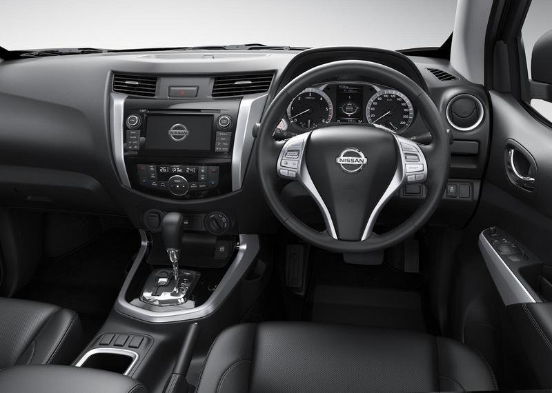 2015 Nissan NP300 Navara | Top Speed