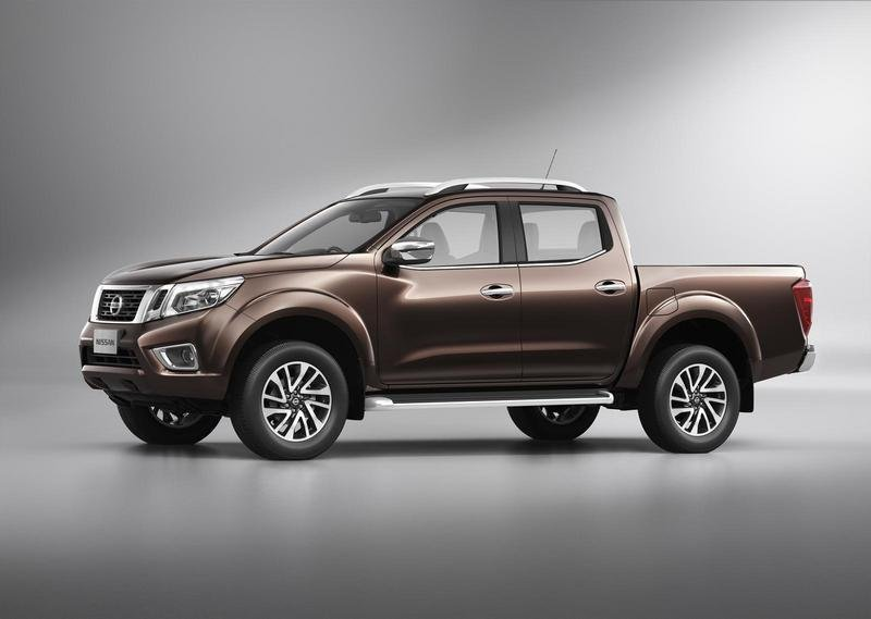 2015 Nissan NP300 Navara High Resolution Exterior - image 555701