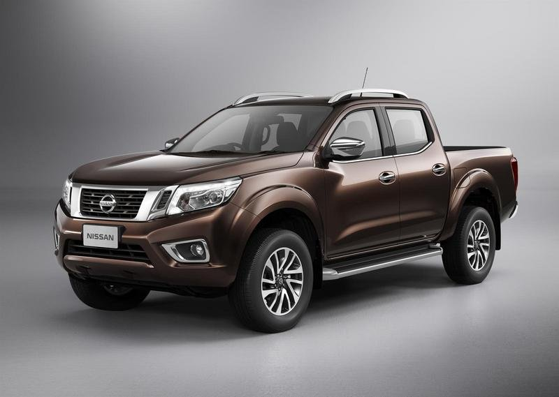 2015 Nissan NP300 Navara High Resolution Exterior - image 555702