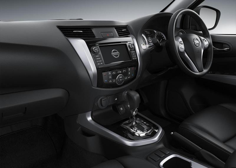 2015 Nissan NP300 Navara High Resolution Interior - image 555703