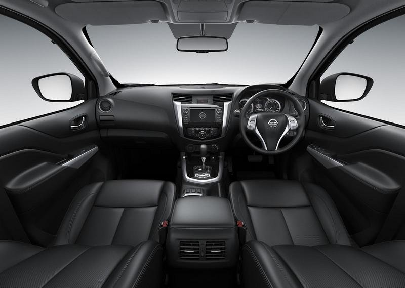 2015 Nissan NP300 Navara High Resolution Interior - image 555704