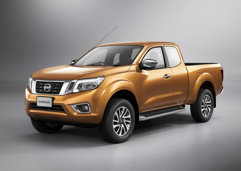 2015 Nissan NP300 Navara High Resolution Exterior - image 555683