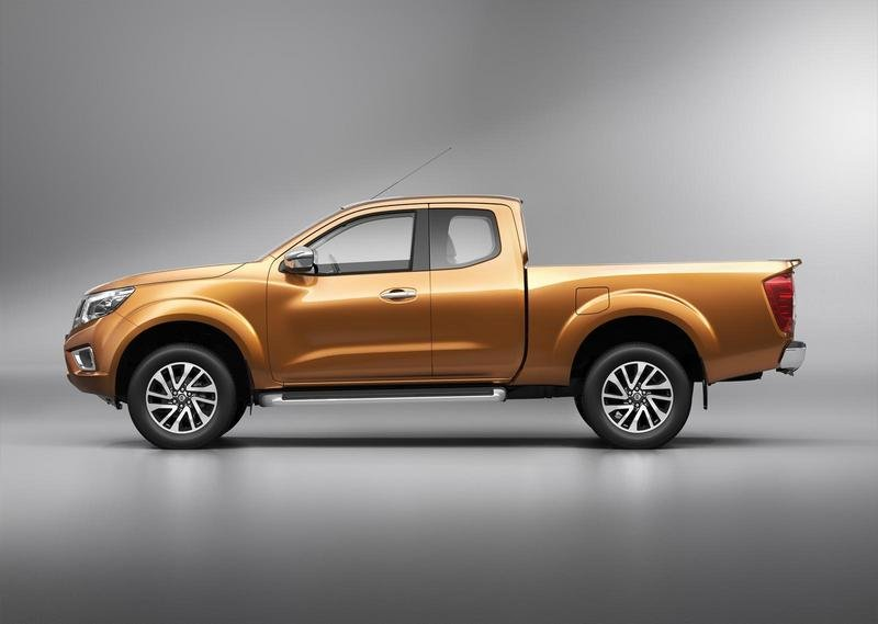 Nissan Wants to take on the Ranger Raptor with a Meaner Navara