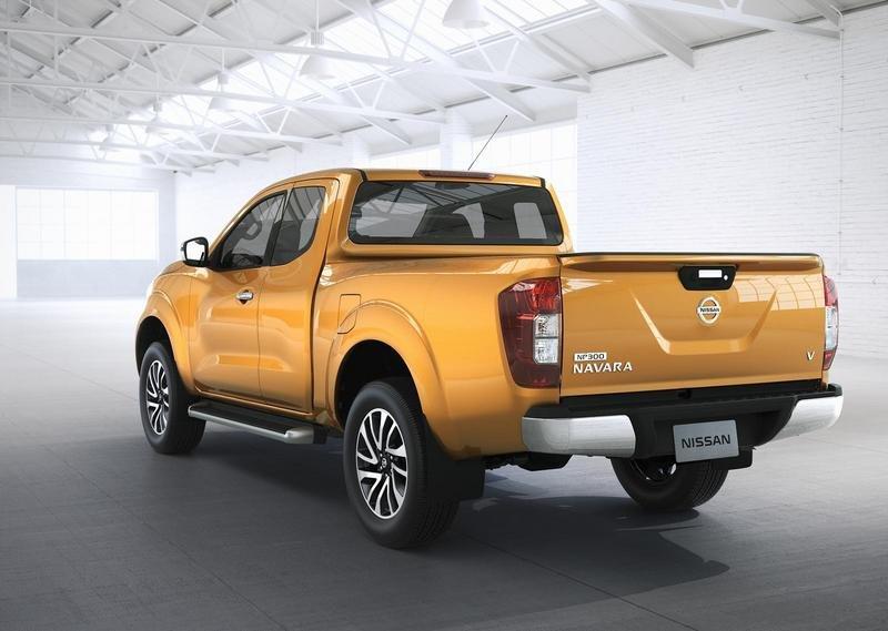 2015 Nissan NP300 Navara High Resolution Exterior - image 555685