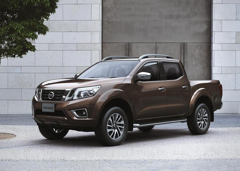 2015 Nissan NP300 Navara High Resolution Exterior - image 555690