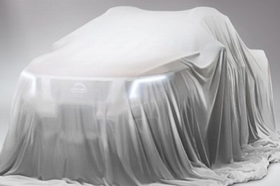Nissan Teases a New Pickup Truck