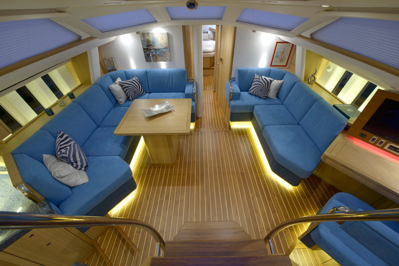 2014 Oyster 575 Interior - image 554833