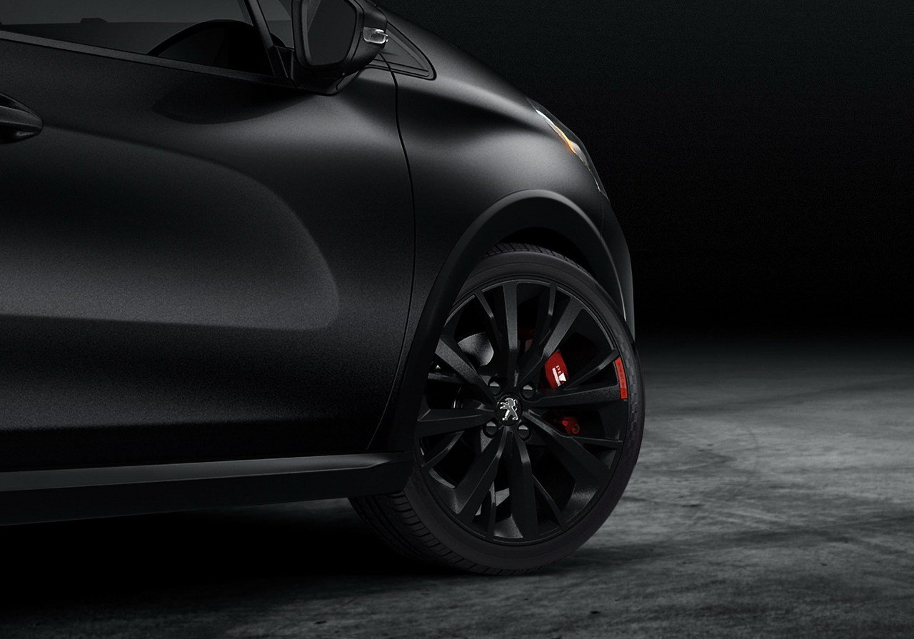 2014 peugeot 208 gti 30th anniversary edition picture. Black Bedroom Furniture Sets. Home Design Ideas