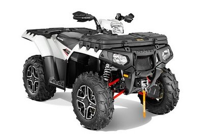 2014 Polaris Sportsman XP 850 H.O. EPS LE