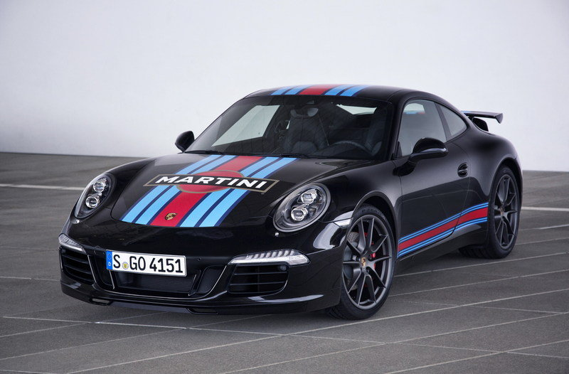 "2014 Porsche 911 Carrera S ""Martini Racing Edition"""