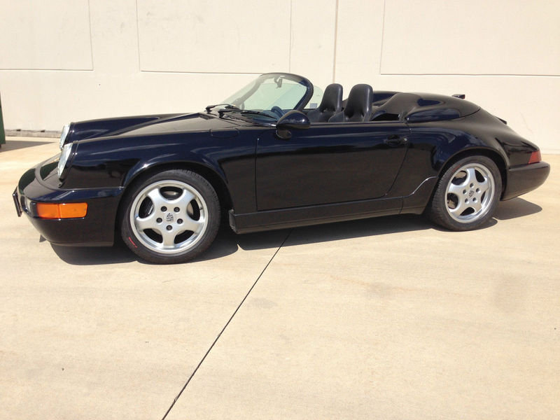 1994 Porsche 964 Speedster High Resolution Exterior - image 555623