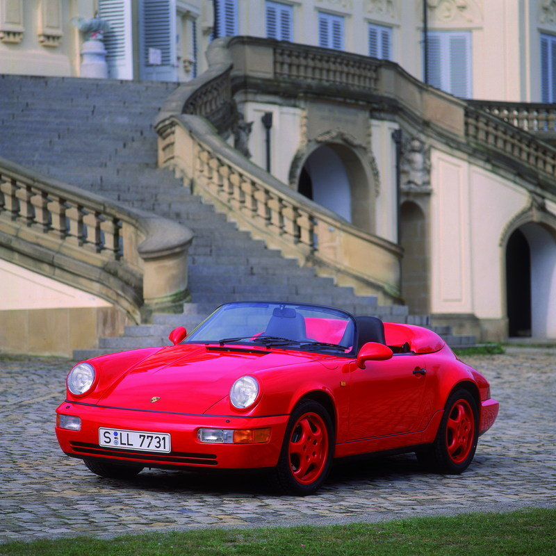 1994 Porsche 964 Speedster High Resolution Exterior - image 555642