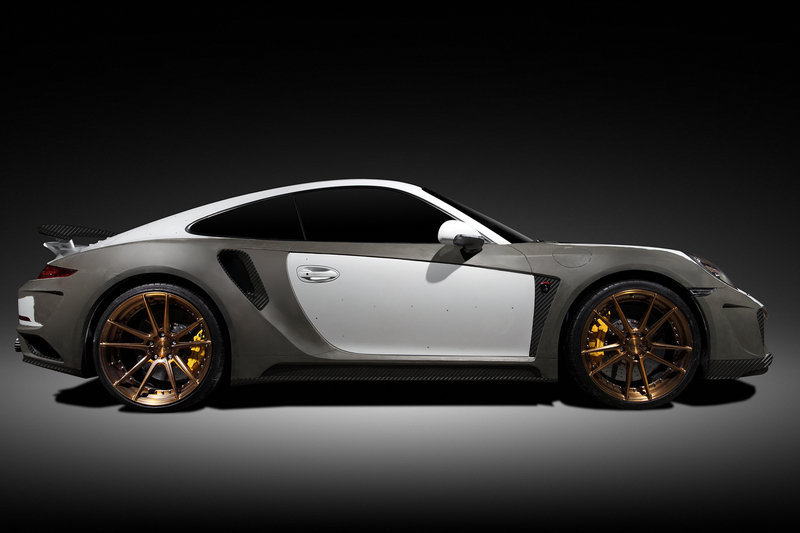 2014 Porsche 911 Turbo/Turbo S Stinger GTR By TopCar High Resolution Exterior - image 555295