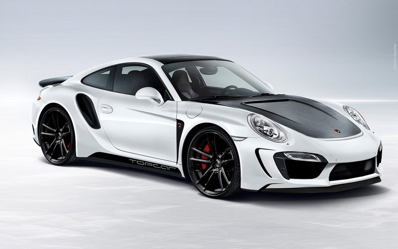 2014 Porsche 911 Turbo/Turbo S Stinger GTR By TopCar