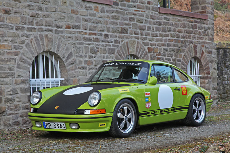 1973 Porsche DP 964 Classic S by DP Motorsport