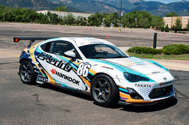 2014 Scion FR-S GReddy Racing Pikes Peak Hill Climb