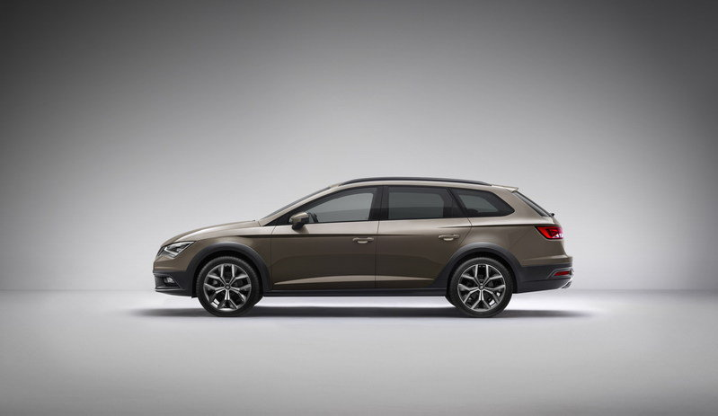 2014 Seat Leon X-Perience High Resolution Exterior - image 557392