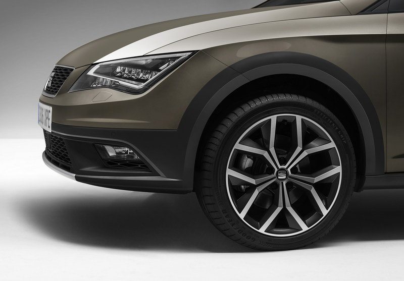 2014 Seat Leon X-Perience High Resolution Exterior - image 557393