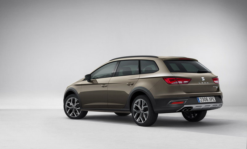 2014 Seat Leon X-Perience High Resolution Exterior - image 557381