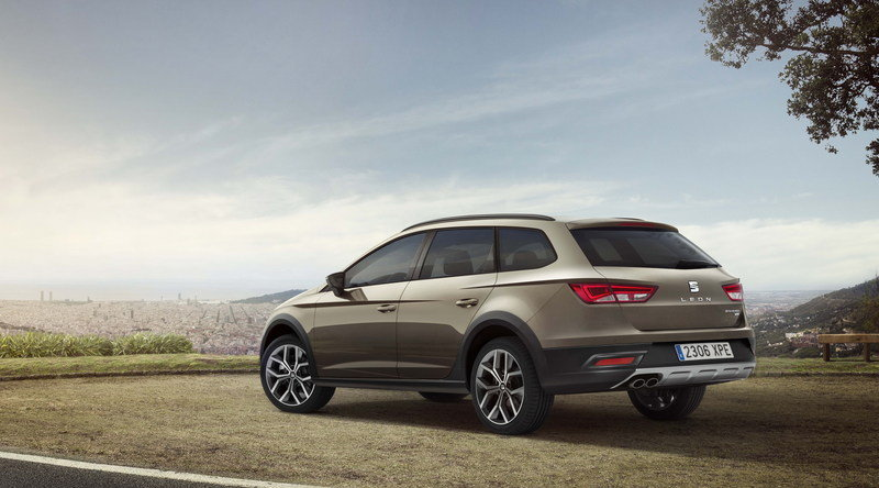 2014 Seat Leon X-Perience High Resolution Exterior - image 557382