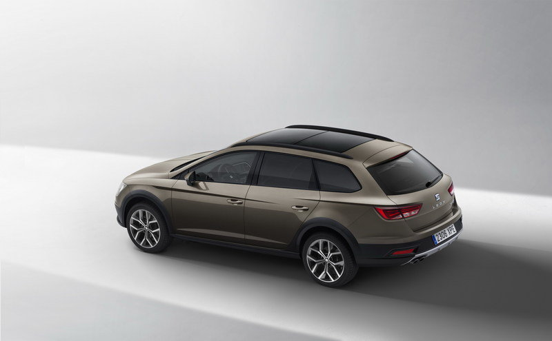 2014 Seat Leon X-Perience High Resolution Exterior - image 557383