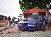 Subaru Smashes Isle of Man TT Lap Record - image 554757